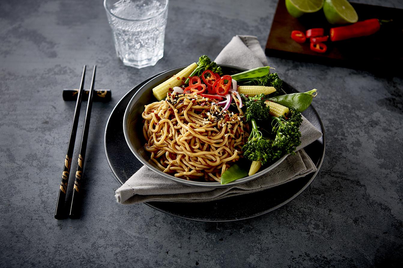 Yakitori Noodles